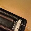 【あると便利】ストラトギターのトレモロスプリングをサクッと交換!トレモロスプリングインストーラー を自作しよう!【外す、調整】