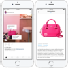 Instagram、ショッピング機能を強化し、画像内の商品の検討から購入までを可能とする機能のテストを開始