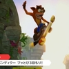 Switch「クラッシュ・バンディクー ブッとび3段もり! 」、PS4 Pro版との比較映像が公開