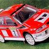 CM's  1/64  MITSUBISHI  LANCER  Evolution  6.5  2001  Monte Carlo CM's  RALLY  CAR  COLLECTION  SS.7  MITSUBISHI