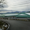 草津栗生楽泉園の雪景色