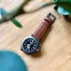 ステンレスにアレルギー。私の腕時計。