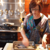白身魚のアンジェー地方風~藤野先生の料理教室~♪