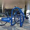 LinkedIn自転車