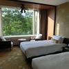 宿泊記 函館大沼プリンスホテル すぐたま⇒プリンスポイントで無料宿泊 函館空港から直通バスで70分。ゆったりできました!