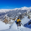 3月9日 稀に見ぬ大快晴!冬の焼岳は絶景北アの大パノラマでした!