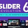 WordPressプレミアム高性能スライダープラグイン Slider Revolution (スライダーレボリューション)