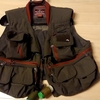 フィッシングベストに入れている物 / SIMMS Guide Vest