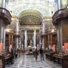 ウィーンの自然史博物館 動かない動物園?