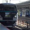 【鉄道ニュース】JR東日本E257系2000番台と2500番台が初めて連結、14両編成で試運転