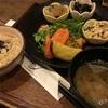 健康定食1080円