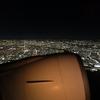 1日目:JAL JL2 羽田〜サンフランシスコ ビジネス