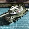 TAMIYA 1/48 ソビエト陸軍 重戦車 JS-2 1944年型 ChKZ 製作記 PART5