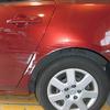 アクセラ(ドア・クォーター・バンパー)キズ・ヘコミの修理料金比較と写真 初年度H20年、型式BK5P