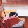コーヒーの代わりにトマトジュースを飲んでいたら髪がサラサラになってきた