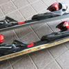 スキー板、破損