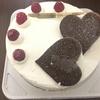 【低糖質ケーキ】糖質94%オフ!ラズベリーのバースデーケーキ!