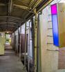 かつて女子高校だった豊田の廃墟、その最深部がアート会場『としのこえ、とちのうた。』(9月20日に追記)