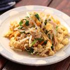 包丁いらずで野菜どっさり。沖縄めし気分で「野菜炒めミックスとツナのしりしり風」