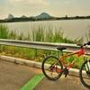 パタヤでの移動手段ですが・・・郊外に行くなら自転車をもっと活用してみた方が良いと思いました。。。