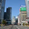 東京駅から秋葉原まで歩きました。