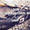 ペグの収納ってどうすれば?ロゴス ペグハンマーキャリーバッグを使ってみた!