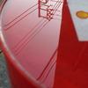 640  赤い電線