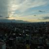 大阪の夜と朝