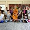 瞑想で心の徳を積む