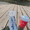 【休日の朝の過ごしかた】公園で朝ごはん+日光浴。セブンの美味しすぎるサンドイッチとともに!!