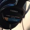 SONY MDR-7506のイヤーパッドを交換しました。