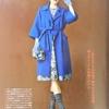 「ミセスのスタイルブック」発 NAVI仕様のスプリングコート。