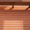 ウッドデッキにポリカ平板の屋根をつける【準備編】