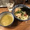 麺や佐市@錦糸町の牡蠣つけ麺