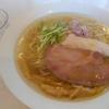 鶴瀬【noodle kitchen KYO】塩そば ¥780+大盛 ¥120