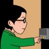 玄関チャイムを鳴らしたら、まずは名乗りと用件を