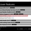OpenXRでのHoloLens 2プロジェクト設定