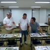今日は伏見先生と山岸先生で撮影会の作品講評です!