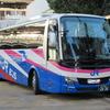 めっきり減った西日本JRバス旧塗装の大阪行き