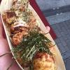 大阪、道頓堀に行ったら絶対食べるたこ焼きはこれ!!!🐙ソースもいいけど〇〇味!
