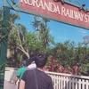 オーストラリア・ケアンズ旅①スカイレールと高原列車で行くキュランダ村