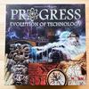 【ボードゲーム】プログレス(Progress: Evolution of Technology)|君らはテックツリーを目にしたことがあるだろうか?テクノロジーの系譜、それは文明の発展そのものなのであぁぁるっ!