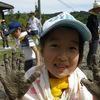 田んぼの学校で田植え体験してきました