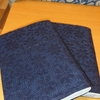 着物生地(6)菊唐草模様織り出し本結城紬