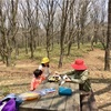聖湖キャンプ場.4(湖畔散策,いこいの村ひろしま)