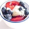 ジューシーな夏のフルーツを使った、超簡単スイーツ。