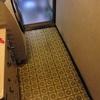 洗面所の床を張り替えてみた(ただし重ね張り)