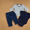 保育園や幼稚園に履いていくズボンはユニクロのベビーレギンスが最適!
