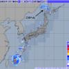 北海道の雷雨