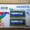 ドスパラ Critea CX (クリテア CX) メモリ8GB増設